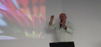 Encerramento da Capacitação realizada pelo Professor Antônio Tomazetti